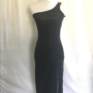 Shimmer cocktail dress